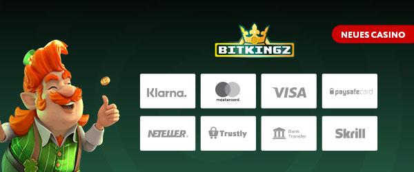 Bitkingz Zahlungen