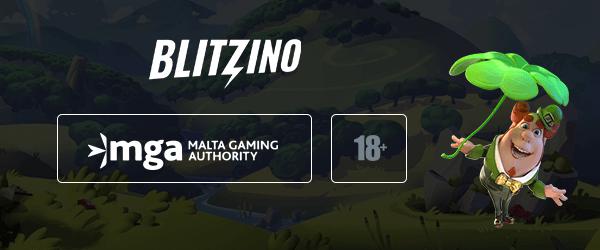 Blitzino Lizenz