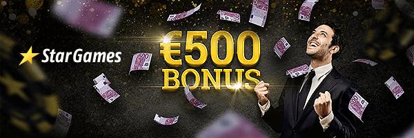Stargames Casino Bonus