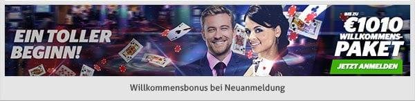 10 bet Bonus