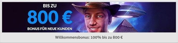 Quasar Gaming Bonus