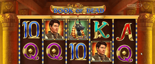 Book of Dead Slot tipps