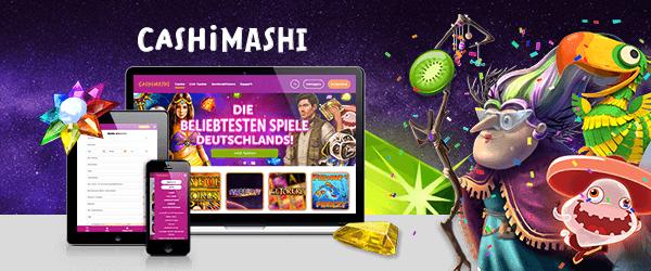 Cashi Mashi Casino App