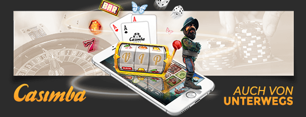 Casimba Casino Mobil
