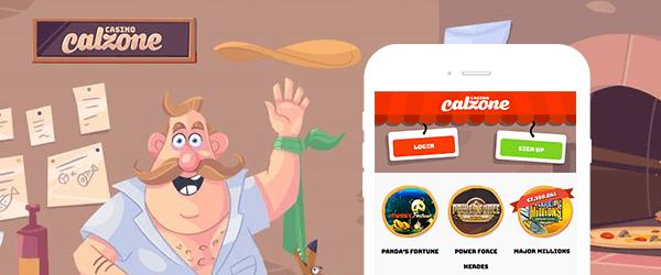 Casino Calzone App