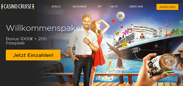 casinocruise_200FS_200EUR_Bonus