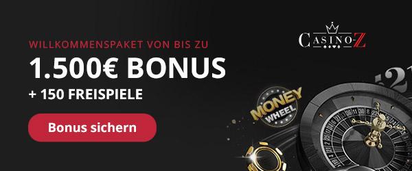 Casino Z Bonus