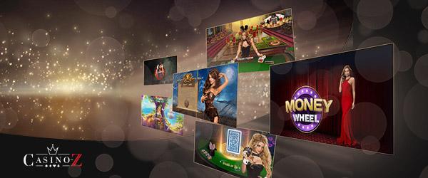 Casino Z Spiele