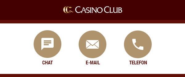 CasinoClub Casino Support