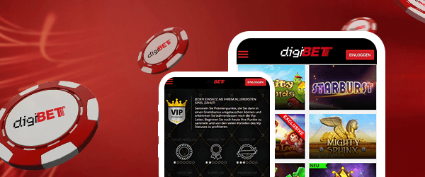 Digibet Casino App