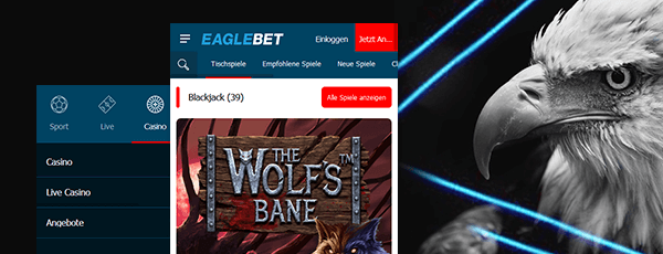 Eaglebet Casino Mobile