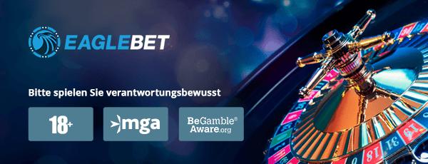 Eaglebet Casino Lizenz