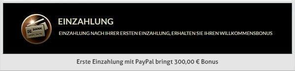 Eurogrand Einzahlung