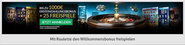 Eurogrand roulette mindesteinsatz china gambling online