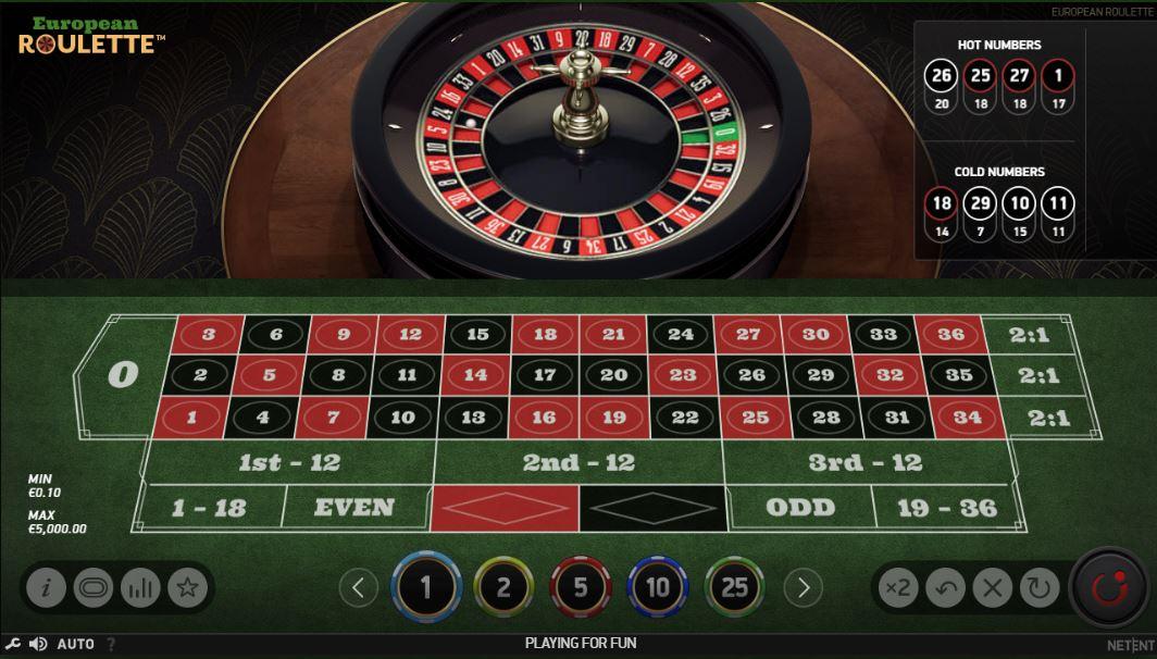 Roulette Online Kostenlos Spielen