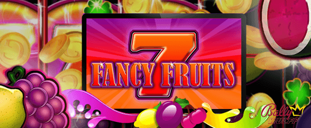 Fancy Fruits slot logo