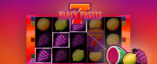 Fancy Fruits Slot