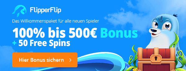 Flipperflip Casino Bonus