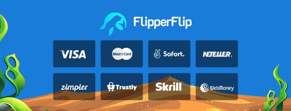 Flipperflip Casino Zahlungen
