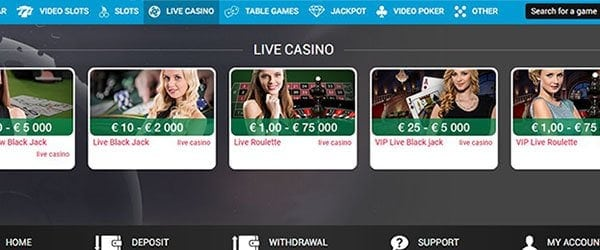 real online casino with free spins