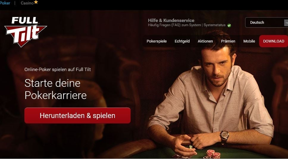 Full Tilt Poker Betrug oder seriös