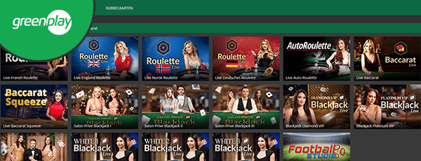 greenplay casino livecasino