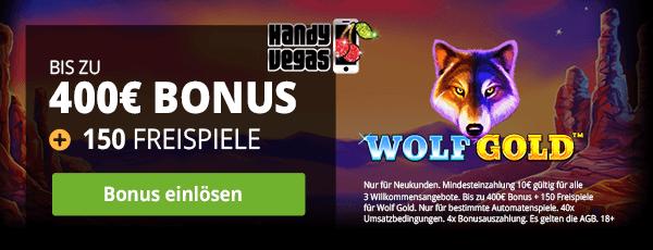 Handy Vegas Bonus