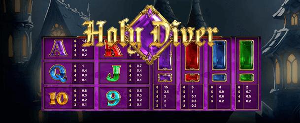 Holy Diver Slot