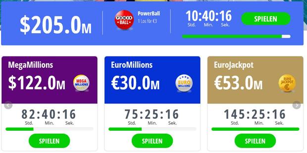 Jackpot.com Betrug