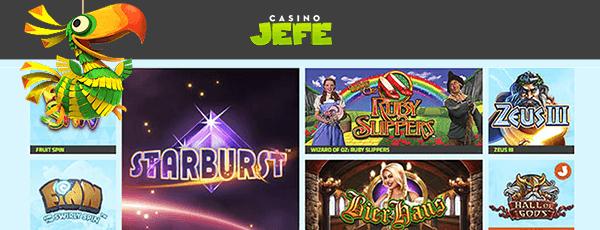 casino jefe spieleangebot