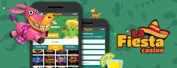 La Fiesta Casino App