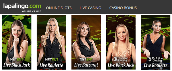 lapalingo.com live casino