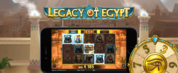 Legacy of Egypt Mobil