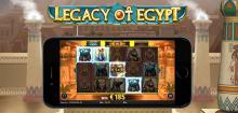 Legacy of Egypt Slot – Tipps und Tricks für den Legacy of Egypt Spielautomat
