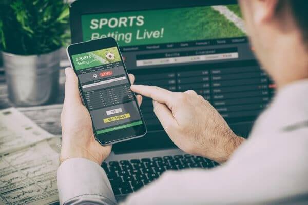 Apps erlauben Geld mit Sportwetten zu verdienen