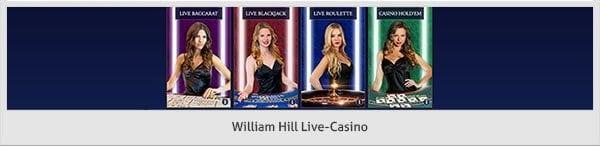William Casino Livespiele