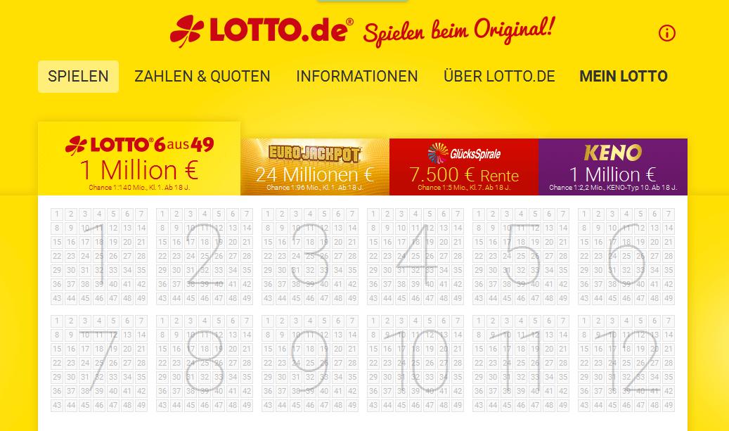 lotto gewinnzahlen 2019
