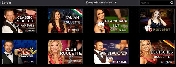 Magikslots Casino Livespiele