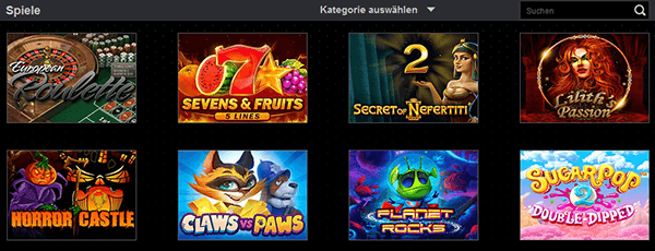 Magikslots Casino Spiele