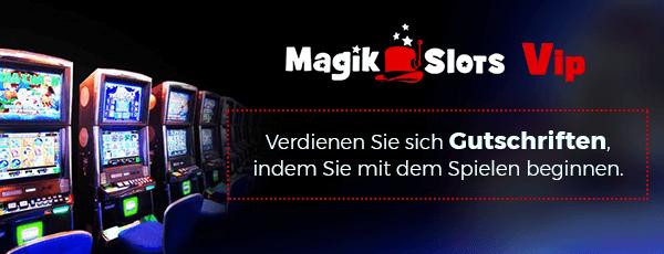 Magikslots Casino VIP