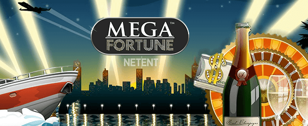 der klassiker von netent: mega fortune