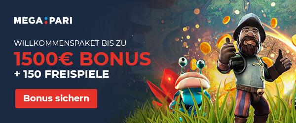 Megapari Bonus