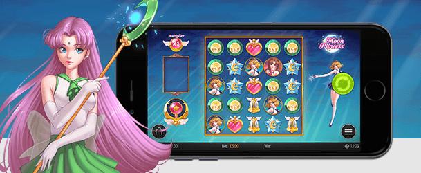 Moon Princess slot mobil