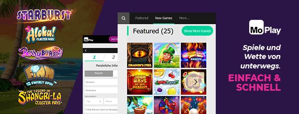 Moplay Casino App