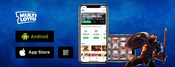 Multilotto Casino App