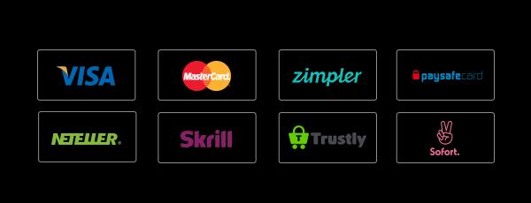N1 Casino Logo Zahlungsarten