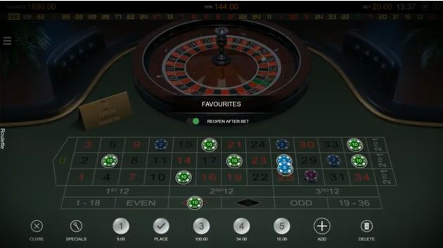 neues roulette