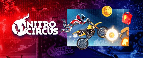 Nitro Circus Content