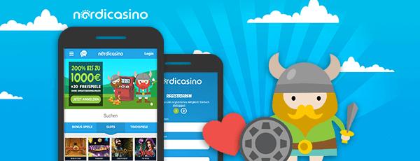 Nordicasino App