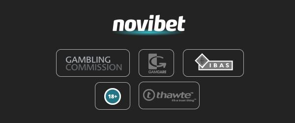 Novibet Casino Lizenz